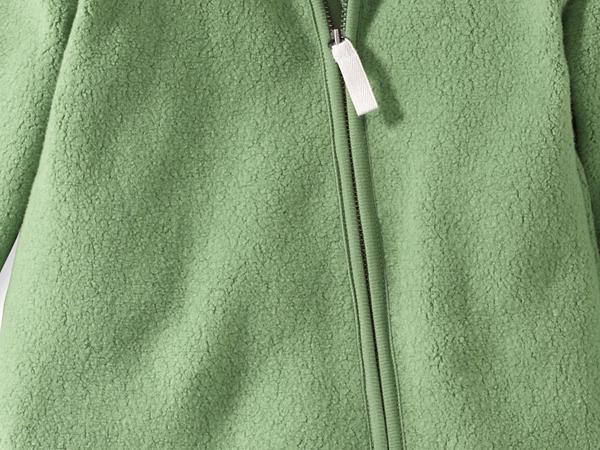 Fleece Overall aus reiner Bio-Baumwolle