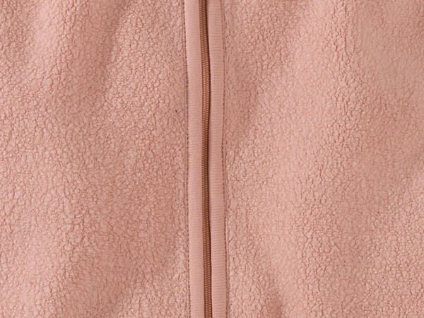 Fleece Schlafsack aus reiner Bio-Baumwolle