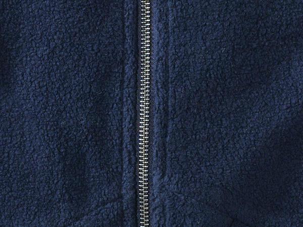 Fleece Weste aus reiner Bio-Baumwolle