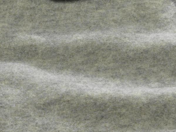 Fleecedecke aus Bio-Merinowolle mit Bio-Baumwolle