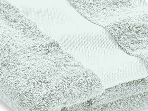 Frottee-Badetuch XL aus reinem Bio-Frottee