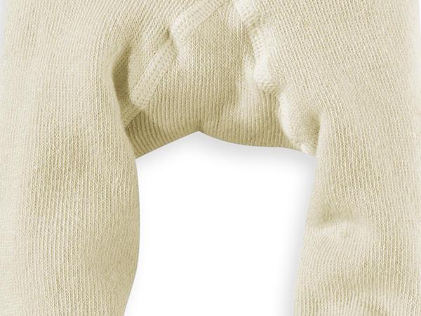 Frottee-Strumpfhose aus Bio-Baumwolle