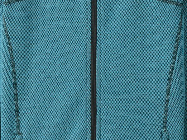 Funktionsjacke aus Bio-Merinowolle mit Bio-Baumwolle