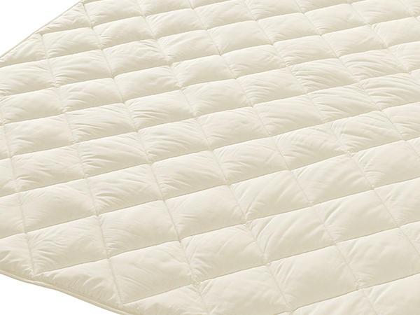 Ganzjahres-Bettdecke Bio-Baumwolle