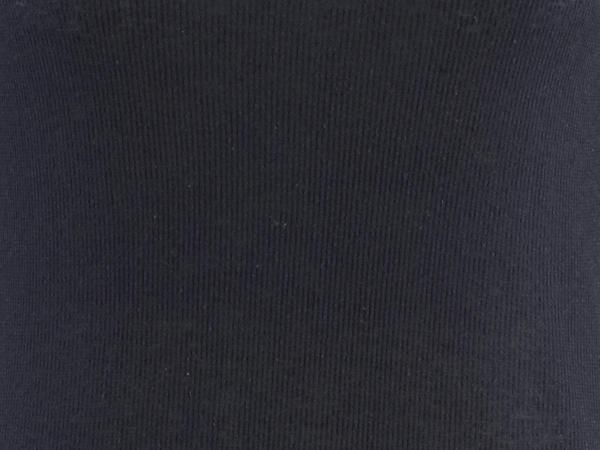 Halbarmshirt aus Bio-Baumwolle mit Seide und Leinen