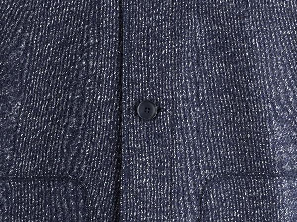 Herren Boiled Wool Sakko aus Schurwolle mit Bio-Baumwolle