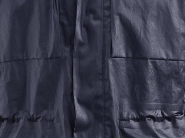 Herren Funktionsjacke aus reiner Bio-Baumwolle