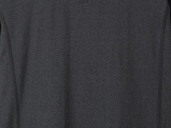 Herren Funktionsshirt aus Bio-Merinowolle mit Seide