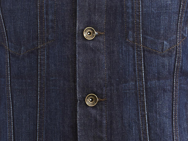 Herren Jeansjacke aus reinem Bio-Denim