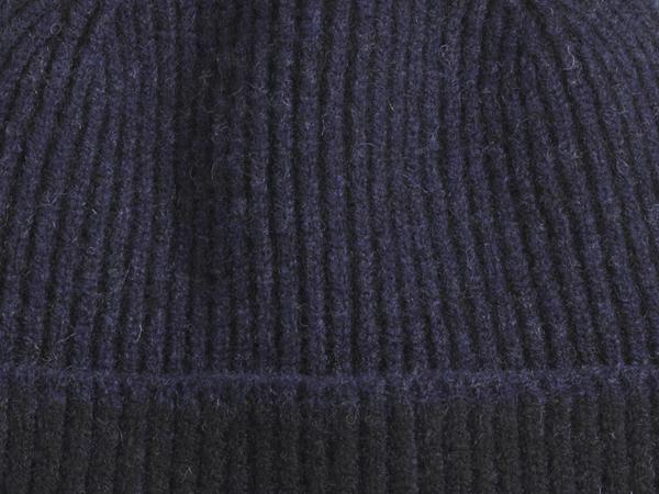 Herren Mütze aus reiner Schurwolle