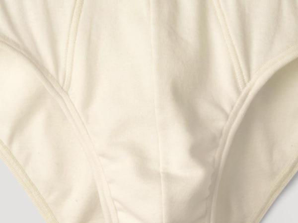 Herren Slip ModernNATURE aus reiner Bio-Baumwolle