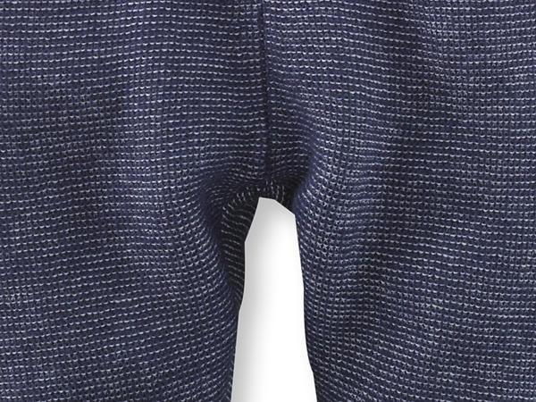 Hose aus Schurwolle mit Baumwolle und Kaschmir