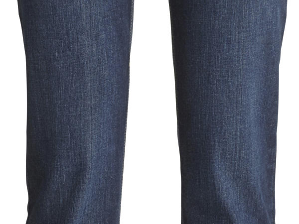 Jeans Straight Fit aus Bio-Denim