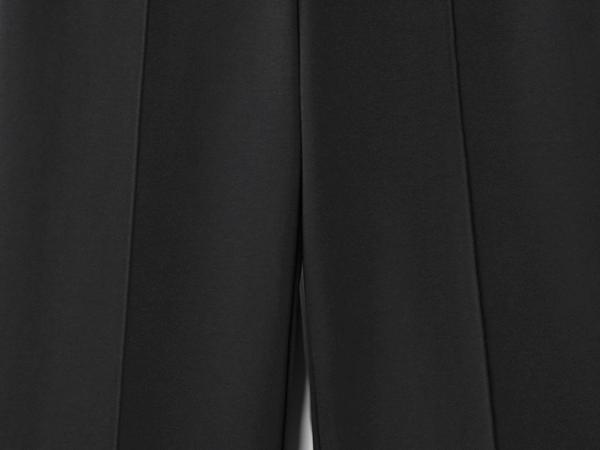 Jersey-Culotte aus Bio-Baumwolle