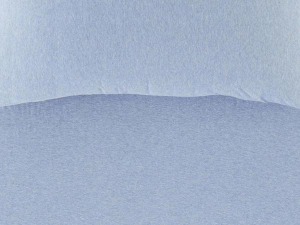 Jersey-Spannbettlaken Liam aus reiner Bio-Baumwolle
