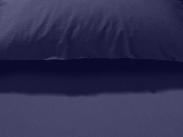 Jersey-Spannbetttuch aus reiner Bio-Baumwolle