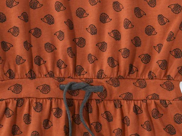 Jesey-Kleid aus reiner Bio-Baumwolle