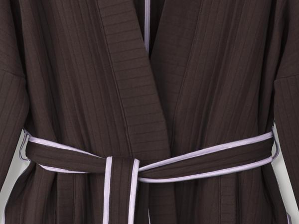 Kimono-Jacke aus reiner Bio-Baumwolle