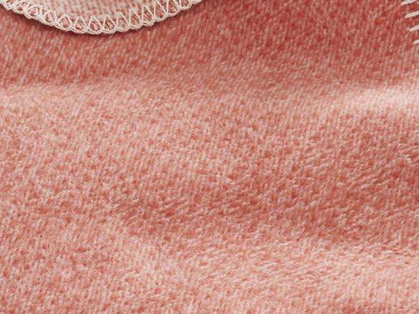 Kinder- und Baby-Wendedecke aus reiner Bio-Baumwolle