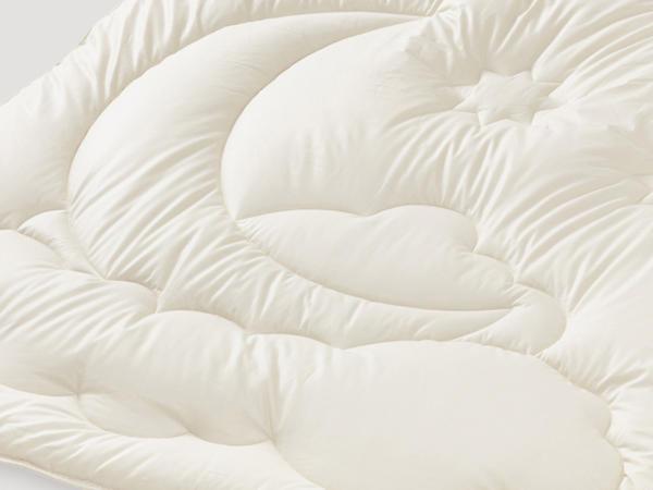 Kinderdecke aus reiner Bio-Baumwolle