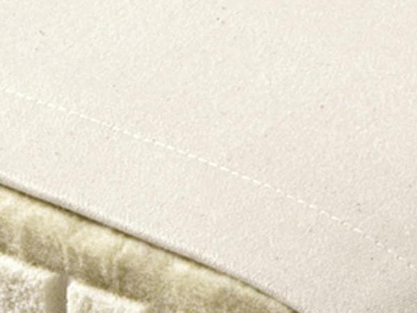 Kindermatratze LENA mit Bio-Schurwolle bis 140 cm Bettlänge