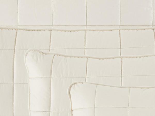 Kissen aus reiner Bio Baumwolle