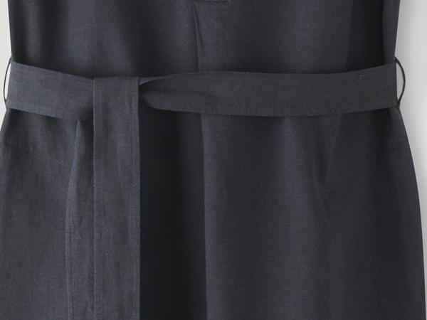 Kleid aus Hanf mit Bio-Baumwolle