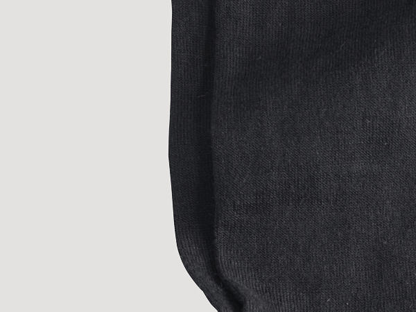 Knee socks made of organic new wool with organic cotton