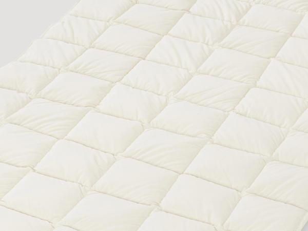 Komfort-Unterbett Bio-Baumwolle