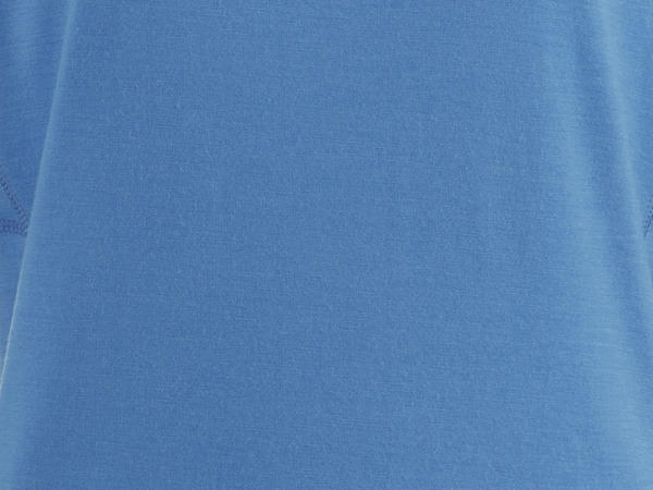 Kurzarm-Shirt aus reiner Bio-Merinowolle