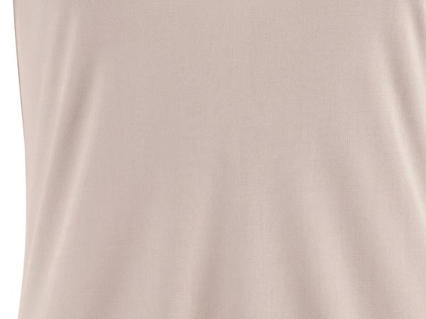Kurzarmshirt aus reiner Bio-Seide