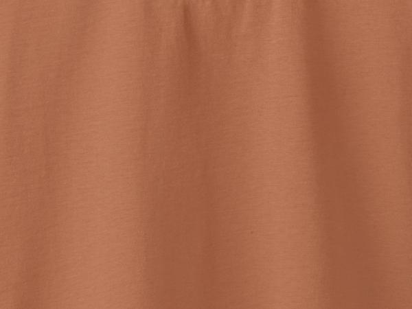 Kurzarmshirt aus reiner Pima-Bio-Baumwolle