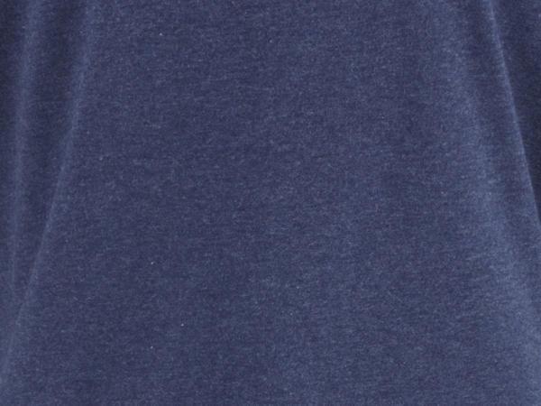 Langarm-Schlafshirt aus reiner Bio-Baumwolle