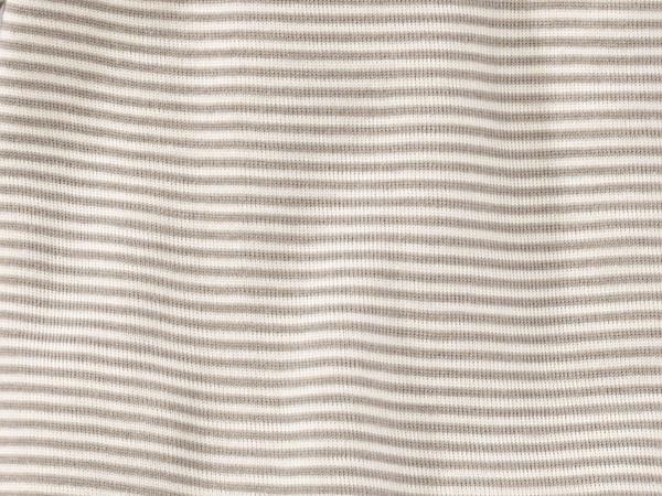 Langarmhemd aus Bio-Merinowolle mit Seide