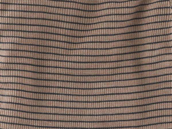 Langarmhemd aus Bio-Merinowolle und Seide