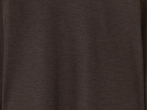 Langarmhemd aus reiner Bio-Merinowolle