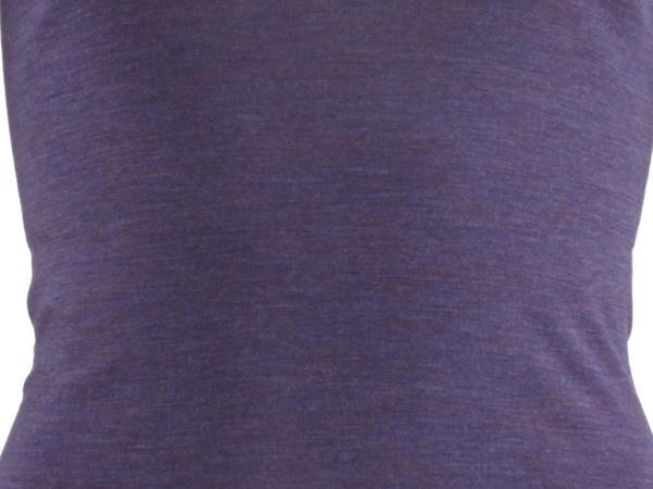 Langarmshirt PureWOMAN aus Bio-Merinowolle mit Seide