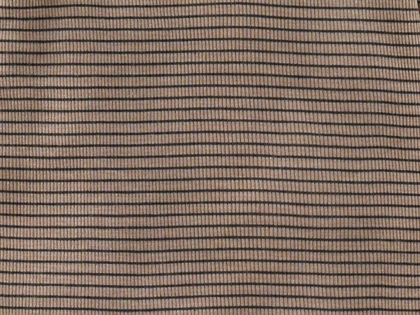 Langarmshirt aus Bio-Merinowolle und Seide