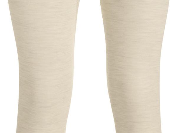 Leggings PureWOMAN aus Bio-Merinowolle mit Seide