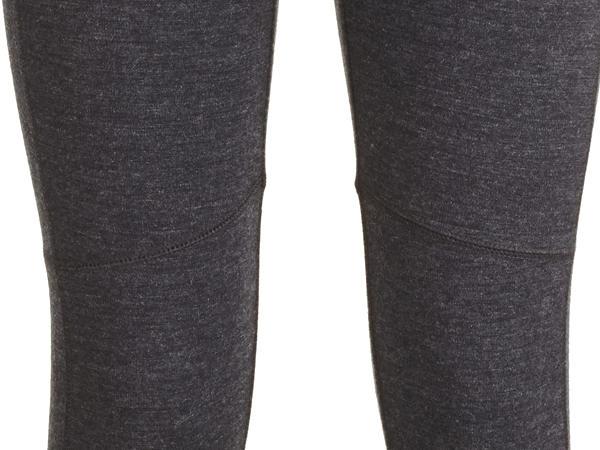 Leggings aus Bio-Schurwolle mit Bio-Baumwolle