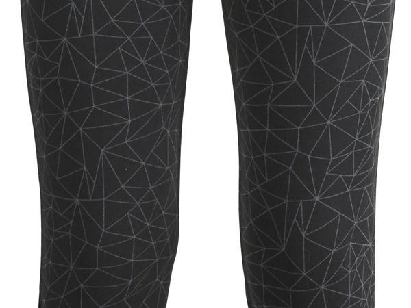 Leggings aus Modal mit Elasthan