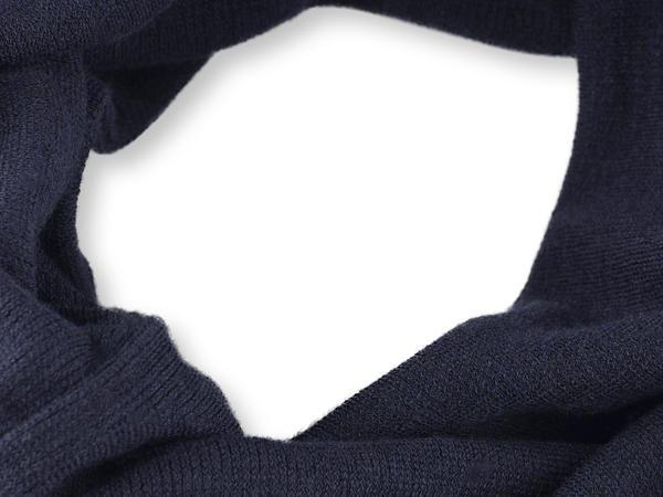 Loop aus Modal mit Schurwolle
