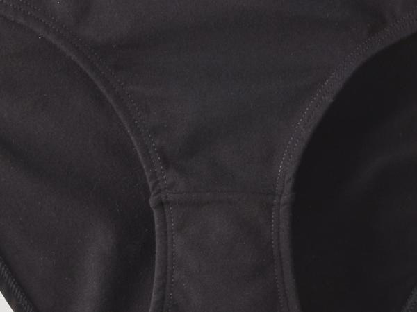 Mini-Slip PureLUX aus Bio-Baumwolle