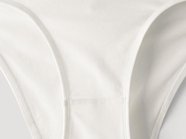 Minislip aus Bio-Baumwolle und TENCEL™Modal