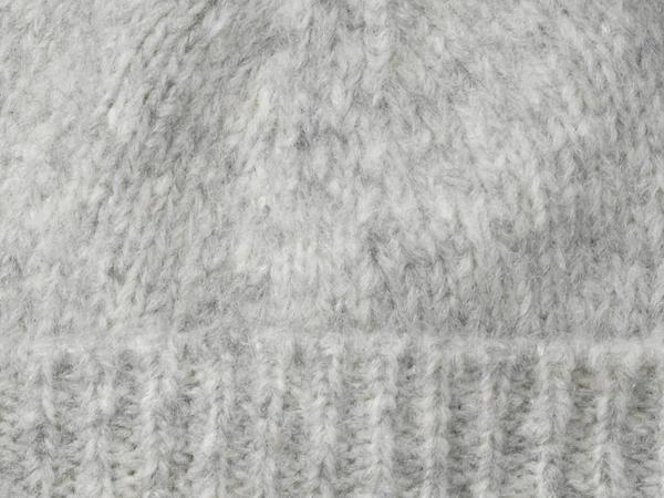 Mütze aus Alpaka mit Pima-Baumwolle