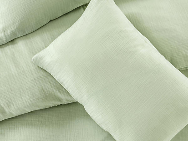 Musselin Bettwäsche für Kinder aus reiner Bio-Baumwolle