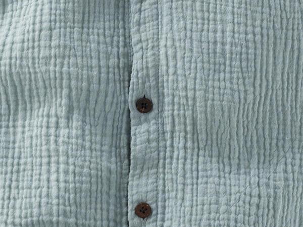 Musselin Overall aus reiner Bio-Baumwolle