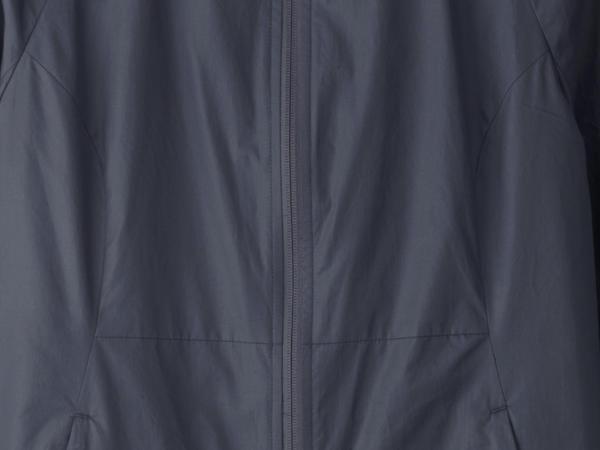Nature Shell jacket made of organic cotton