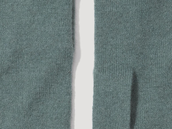 New wool gloves with cashmere