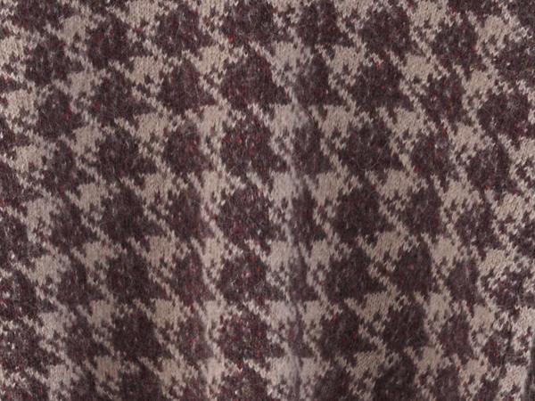 New wool jacquard sweater with alpaca